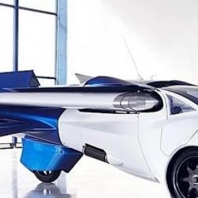 Az AeroMobil autója meghódíthatja az eget