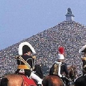 La Butte du Lion symbolise la célèbre Bataille !