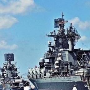 nave militare chineze in actiune