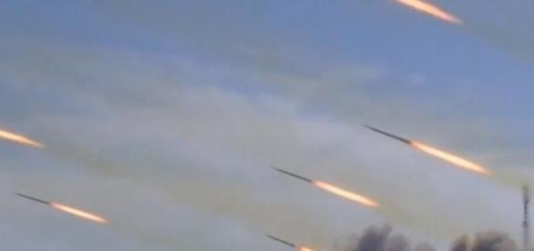 Exercitii militare rusesti la granita cu Ucraina