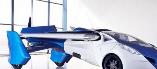 Prototipul slovac AeroMobil 3.0