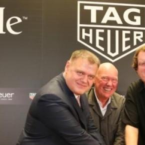 Google, Intel and TAG Heuer enter a partnership.