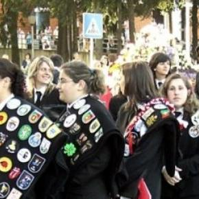 Lutas estudantis patentes em Almada