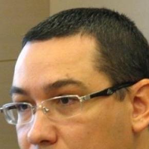 Victor Ponta se joaca de-a legea