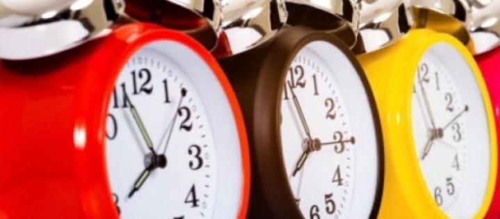 Quando cambia l 39 ora legale lancette in avanti o indietro for Quando cambia l ora legale 2017