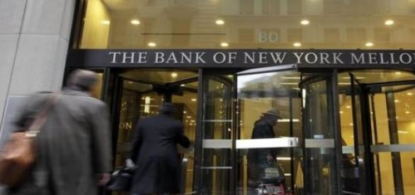 A New York Mellon Bank is botrányba keveredett