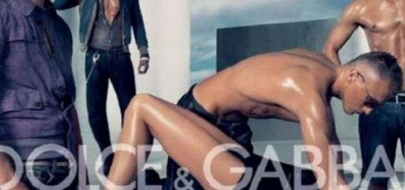 Kampania włoskiego domu mody Dolce & Gabbana.