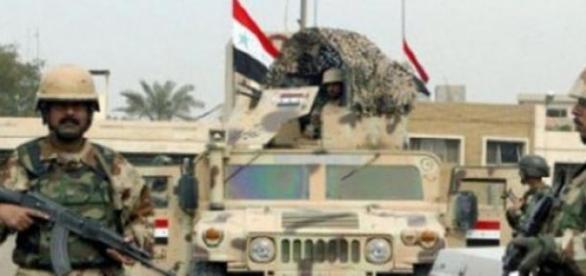 L'armée Irakienne aux portes de Tikrit