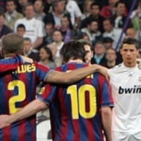 Barcelona - Real Madrid un meci de senzatie