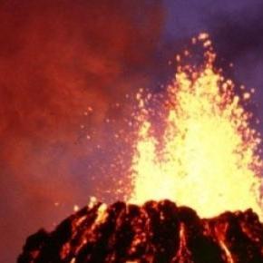 Fue un evento volcánico devastador en Europa