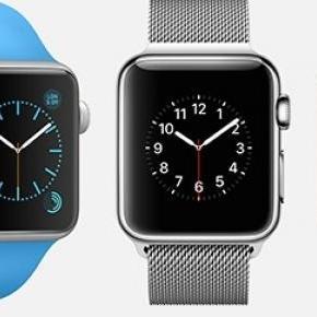 Verkaufsstart der Apple Watch ist am 24. April.