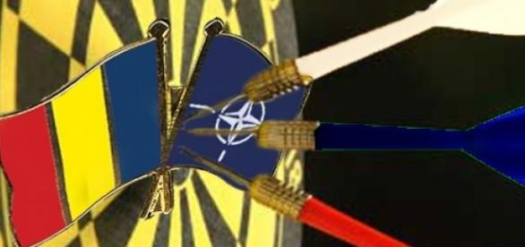 Cum vede Rusia tarile unde exista scutul NATO