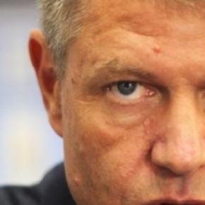 Klaus Iohannis, de trei luni in fruntea tarii