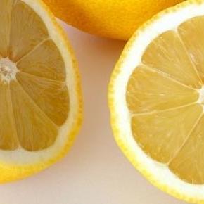 O limão é o fruto mais afectado