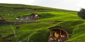 Vista de la comarca, del Hobbit.