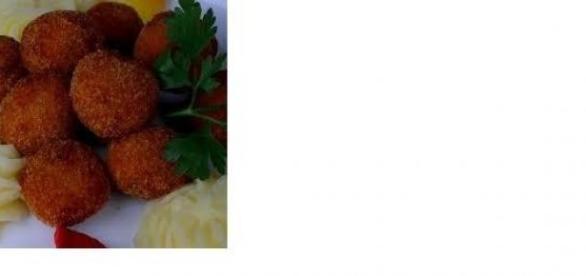 Zöldségfasírt önmagában vagy körettel
