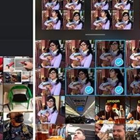 Haz collages fotográficos con Layout