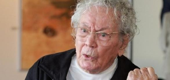 Famous Swiss artist Hans Erni died at the weekend