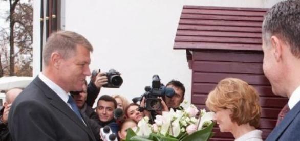 Presedintele Iohannis, invitatul Casei Regale