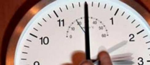 Cambio ora legale 2015 quando si cambia l 39 ora quando for Quando entra in vigore l ora legale