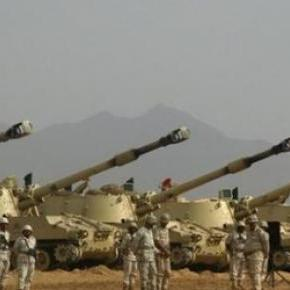 Saudi Arabia is ready to defend its border.