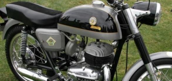 Bultaco Metralla en imagen de archivo