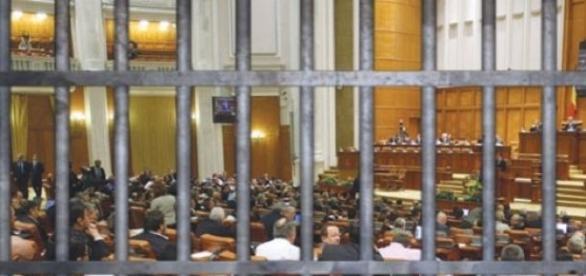 imunitatea parlamentarilor?