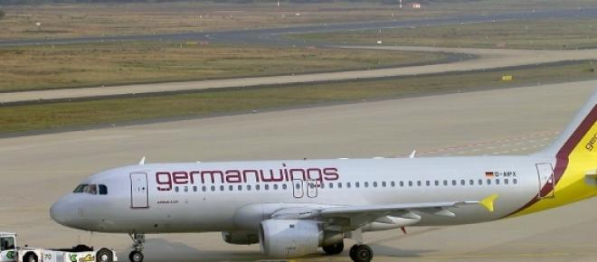 Airbus A320 linii Germanwings