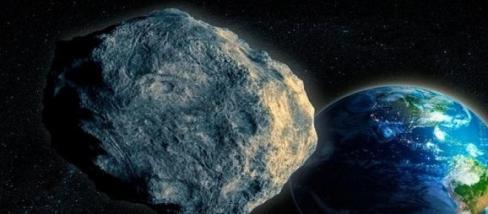A közelgő aszteroida hatalmas méreteket ölt