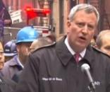 New York Mayor, Bill de Blasio