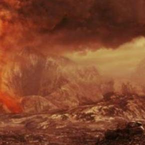 Es un extraño fenómeno del planeta Venus