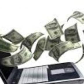 Pénzáramlás az interneten