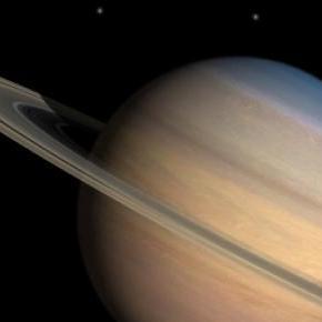 Saturno es un mundo gigante gaseoso