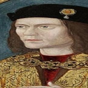 III. Richárdról készült portré