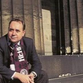 Alex Salmond:  troublemaker for England?