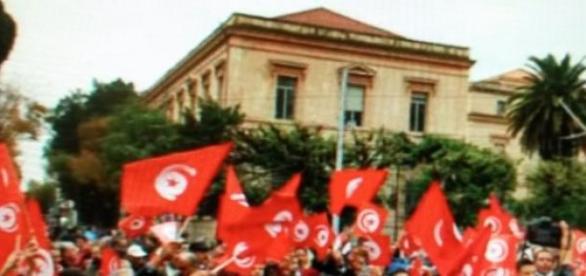 Une Tunisie qui refuse de terrorisme.