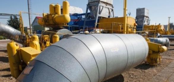 Conducte de gaz ucrainene
