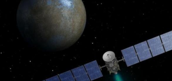 El viernes la nave Dawn llegará al planeta Ceres