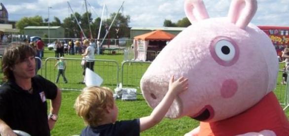 Un niño aprendió una grosería gracias a 'Peppapig'