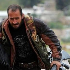 Free Syrian Army militia fighter in Idlib province