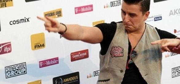 Andreas Gabalier bei den Amadeus-Awards 2012.