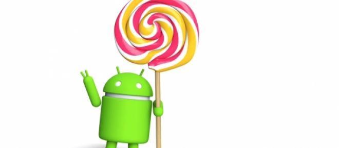 Aggiornamento Android Lollipop 5.0.1, 5.0.2 o 5.1