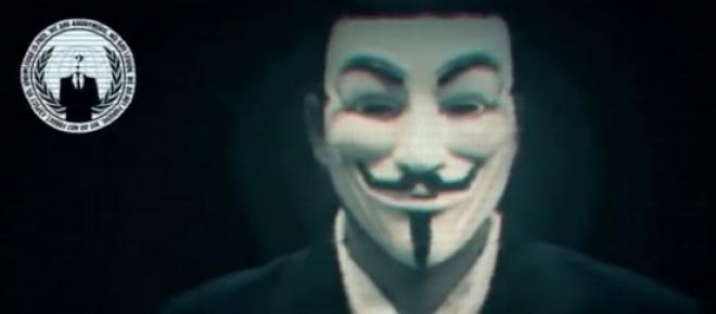 O grupo Anonymous promete apagar Israel do ciberespaço a 7 de Abril de 2015.