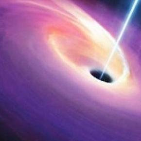 Mindent elnyel a fekete lyuk.