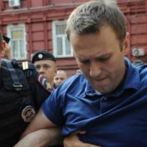 Alexey Navalny, blogar rus, opozant al lui Putin