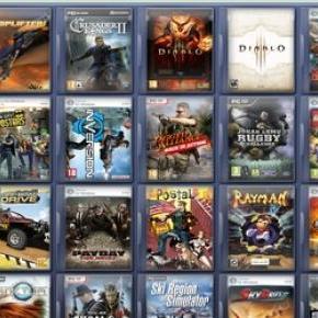 W sklepie Agito lepiej sprzedają się gry konsolowe