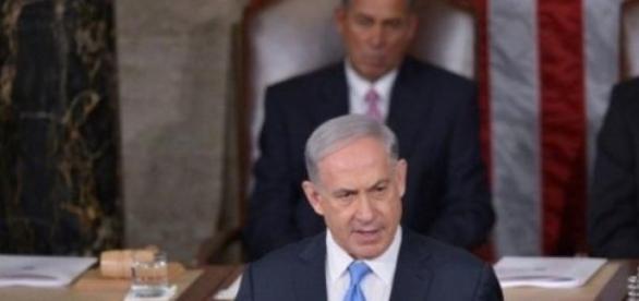 Benyamon Netanyahou a critiqué l'accord nucléaire.