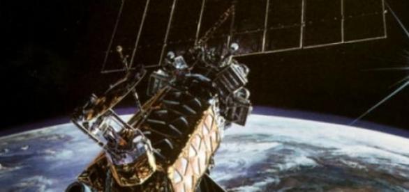 Era un satélite militar para fines meteorológicos