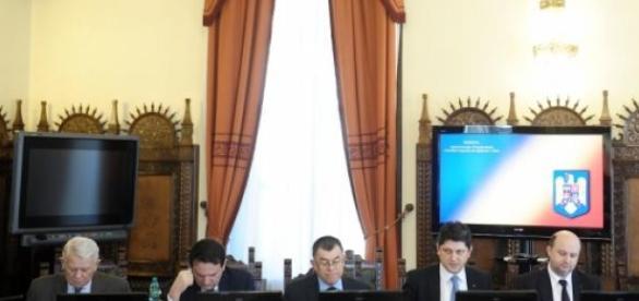 Sedinta CSAT anti-Romania