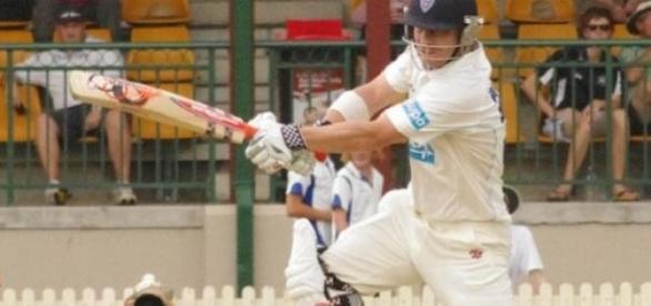 Warner scored 178 in Australia's record innings